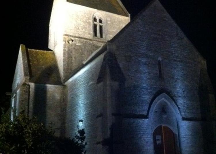 Visite Libre De L'église Saint-pierre à Rucqueville