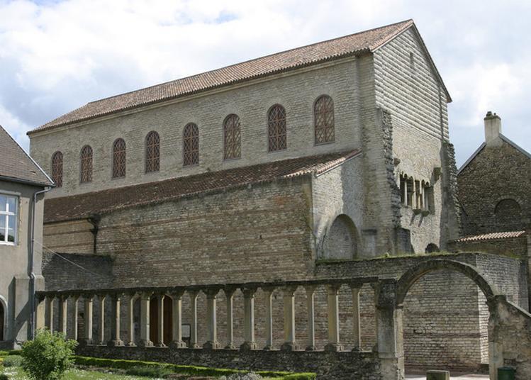 Visite Libre De L'église Saint-pierre-aux-nonnains à Metz