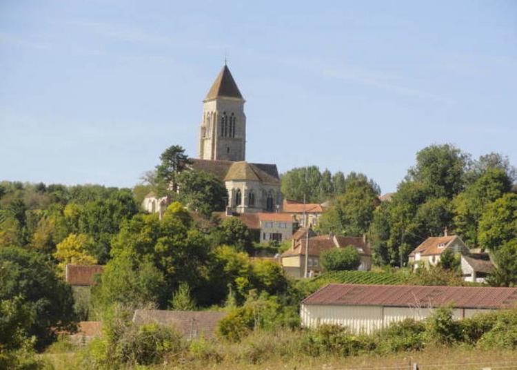 Visite Libre De L'église Saint Remi à Allemant