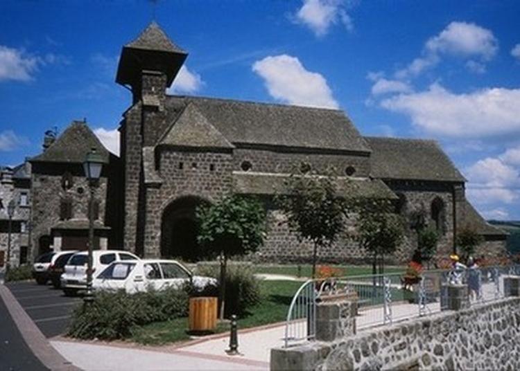 Visite Libre De L'église Saint-saturnin. à Saint Cernin
