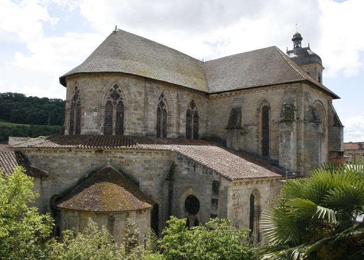 Visite Libre De L'église Saint-sauveur à Figeac