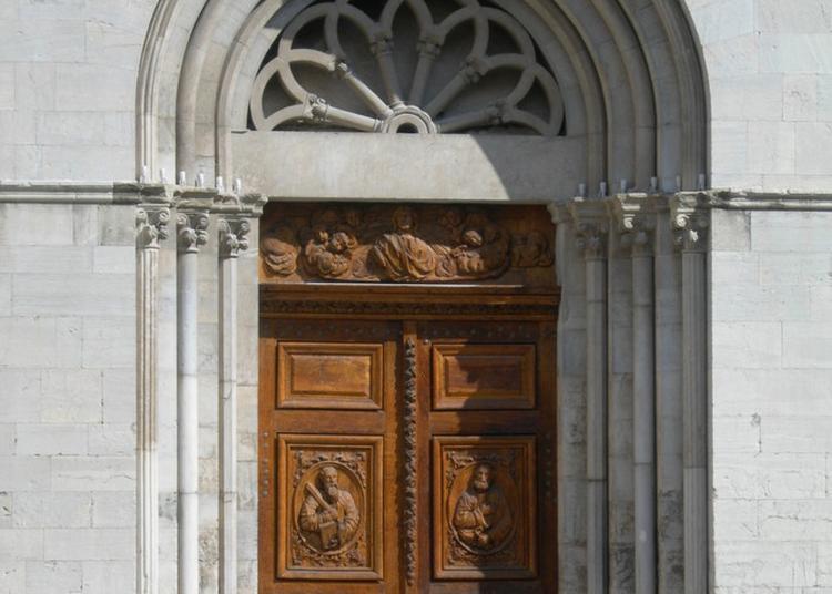 Visite Libre De L'Église Saint-sauveur à Brignoles
