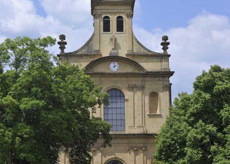 Visite Libre De L'église Saint-simon Saint-jude à Metz