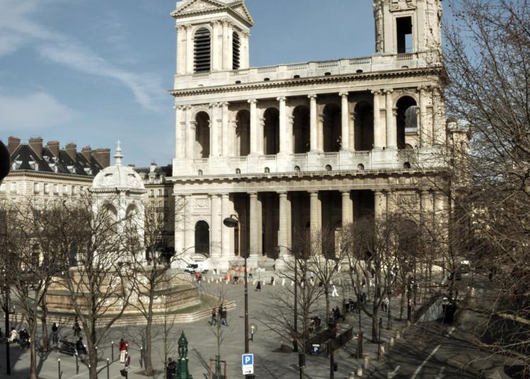 Visite Libre De L'église Saint-sulpice à Paris 6ème