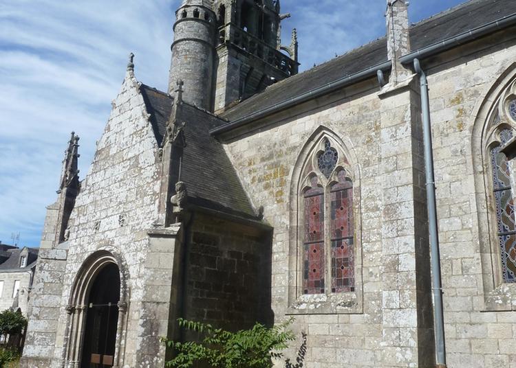 Visite Libre De L'église Saint-ténénan à Guerlesquin