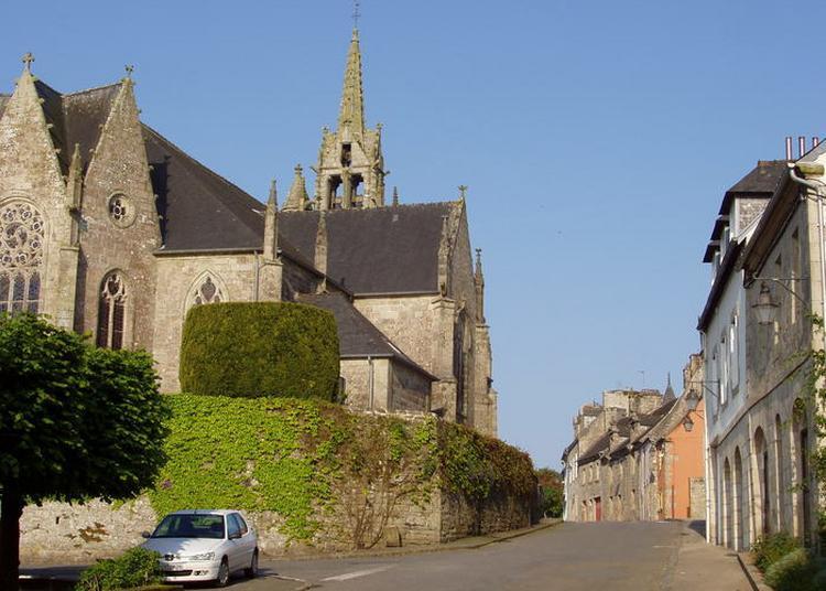 Visite Libre De L'église Saint Ténénan, Guerlesquin.