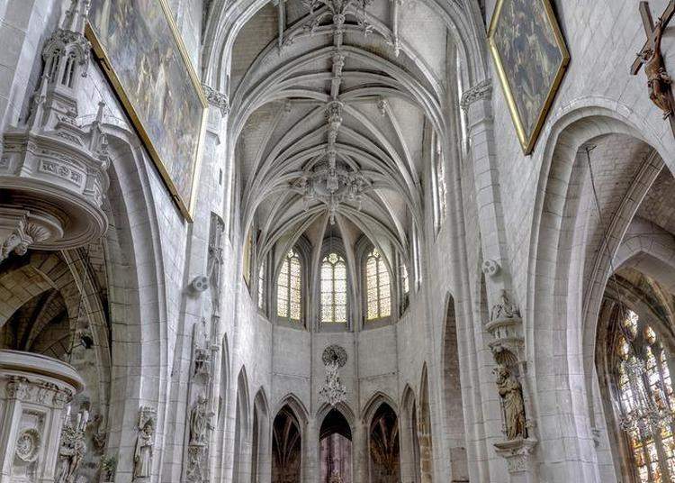 Visite Libre De L'église Saint-thibault à Joigny