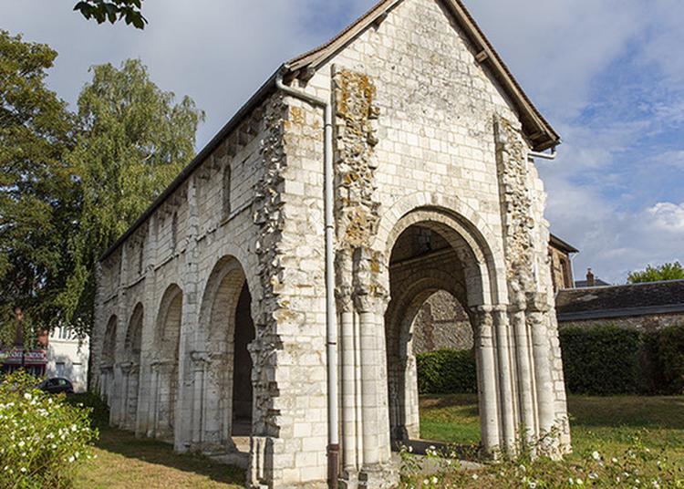 Visite Libre De L'église Saint-thomas-de-cantorbéry Et Du Prieuré Saint-jacques à Mont saint Aignan