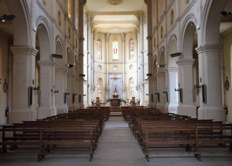 Visite Libre De L'église Sainte-geneviève à Reims