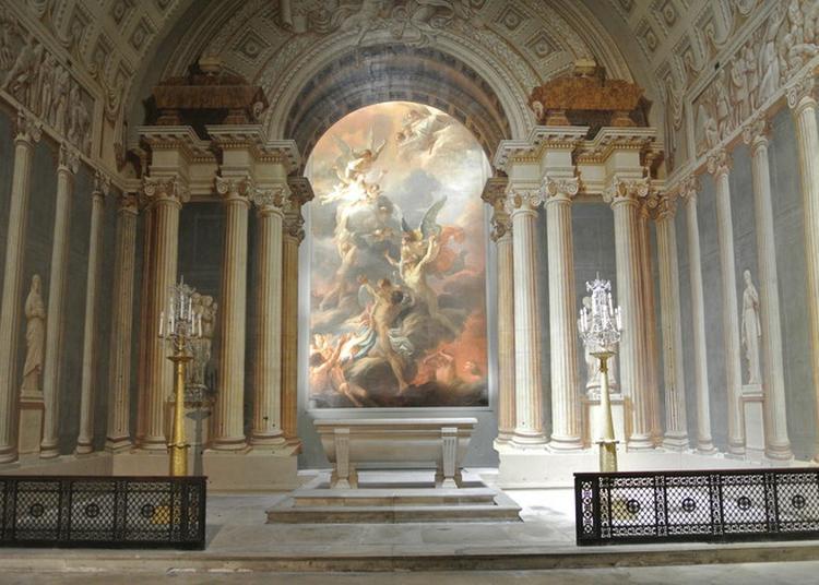 Visite Libre De L'église Sainte-marguerite à Paris 11ème