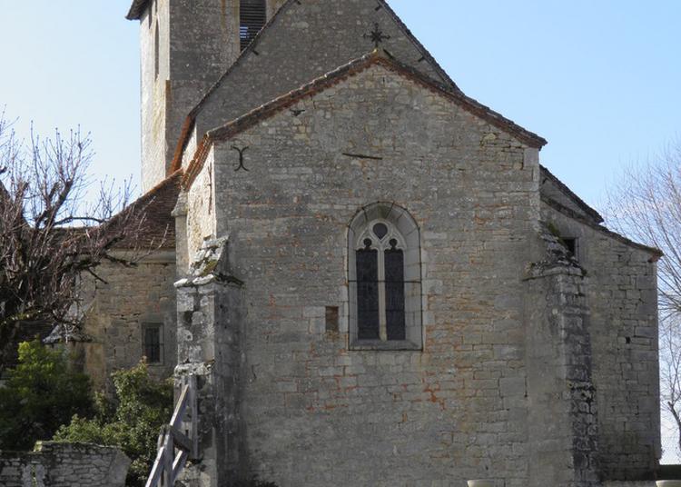 Visite Libre De L'église Sainte-marie-madeleine à Soulomes