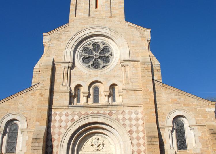 Visite Libre De L'église Sainte Marie-madeleine à Thoissey