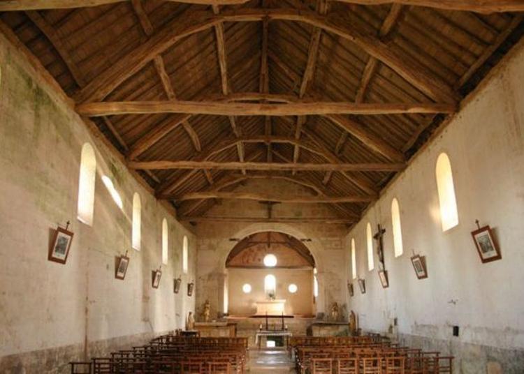 Visite Libre De L'église Sainte-marie-madeleine De Grandecourt