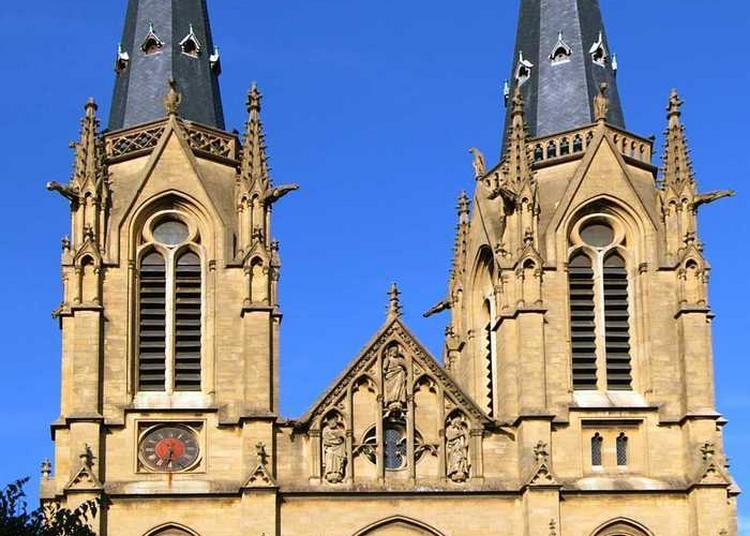 Visite Libre De L'église Sainte-ségolène à Metz