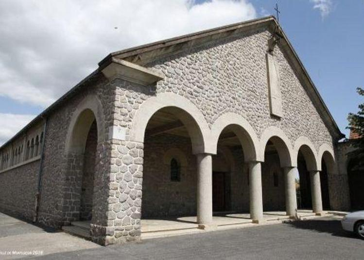 Visite Libre De L'église Sainte-thérèse à Montluçon à Montlucon