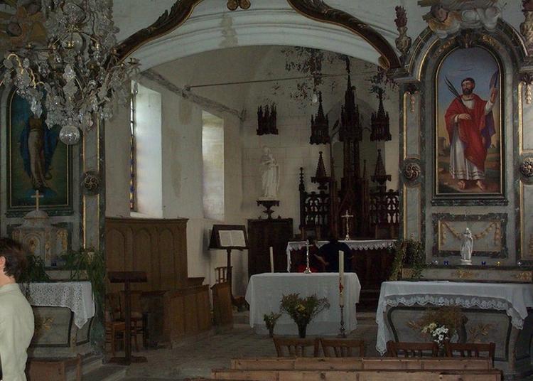 Visite Libre De L'église Sainte-trinité à Le Neubourg