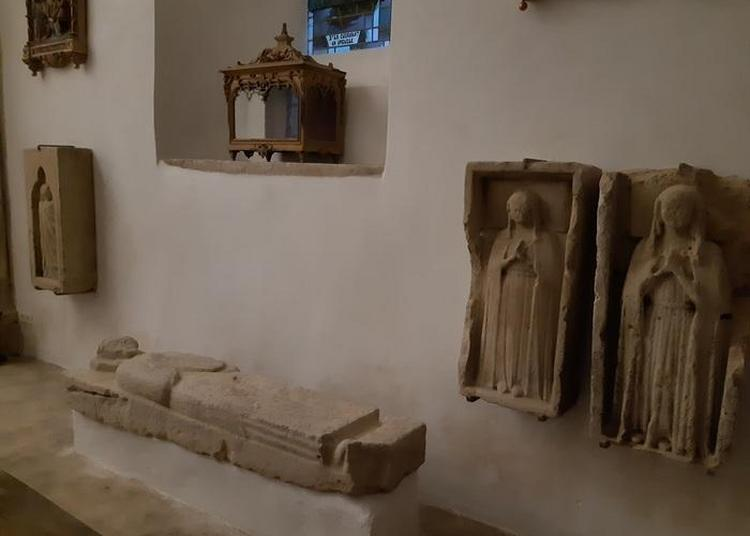 Visite Libre De L'église, Ses Gisants, Ses Reliques... à Hemevez