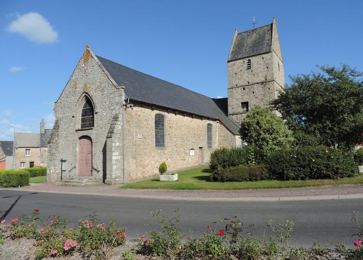 Visite Libre De L'église St Pierre à Saint Pierre Langers