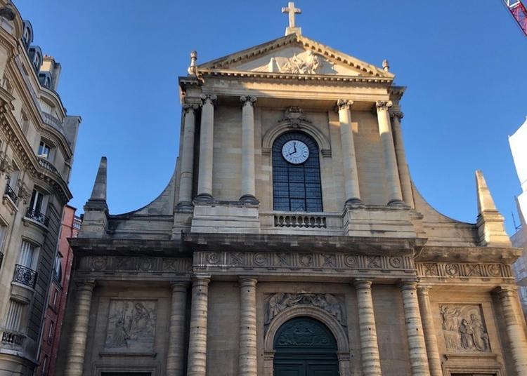 Visite Libre De L'église St Thomas D'aquin à Paris 7ème