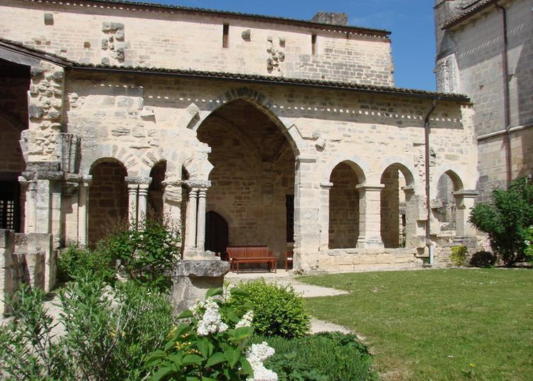 Visite Libre De L'espace D'architecture Romane à Saint Amant de Boixe