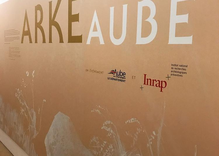 Visite Libre De L'exposition Arkéaube à Troyes