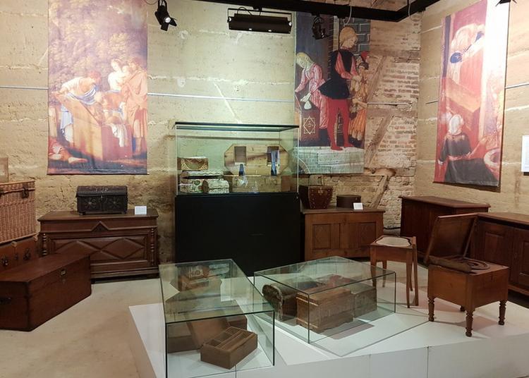 Visite Libre De L'exposition  Au Commencement était Le Coffre... Puis Vint L'armoire à Romenay