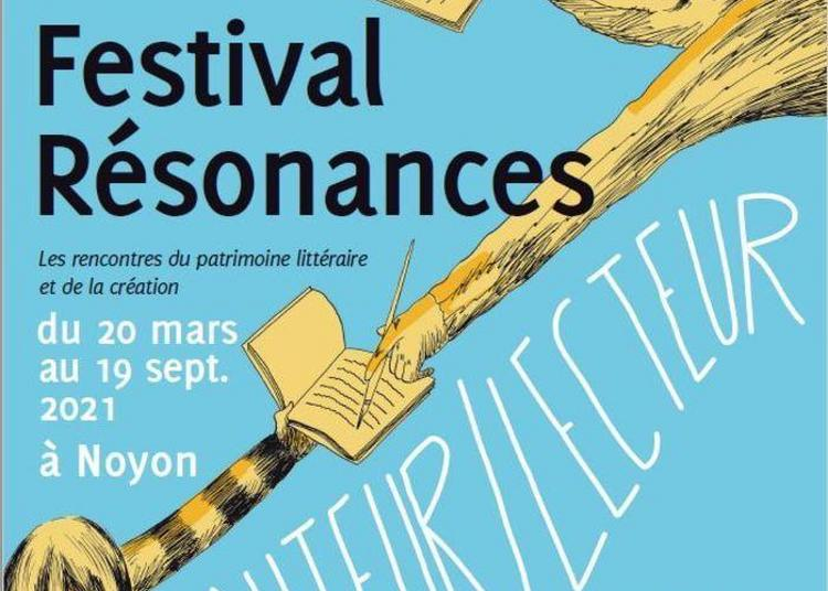 Visite Libre De L'exposition Auteur/lecteur à Noyon