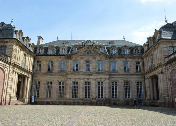 Visite Libre De L'exposition Avant Le Musée ...  à Quoi Servaient Les Tableaux ? à Strasbourg