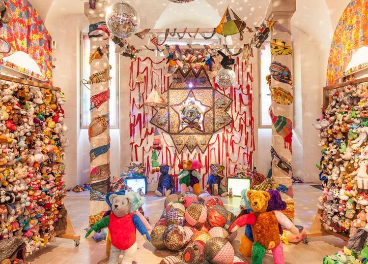 Visite Libre De L'exposition Charlemagne Palestine à Paris 4ème