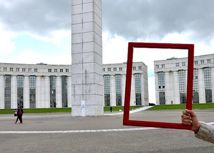 Visite Libre De L'exposition Correspondance De Quartier À Cergy !