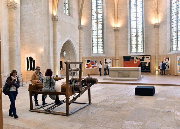Visite Libre De L'exposition De Tapisseries De L'église Du Château à Felletin