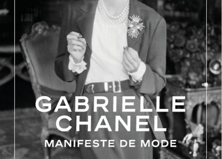 Visite Libre De L'exposition 'gabrielle Chanel. Manifeste De Mode' à Paris 16ème