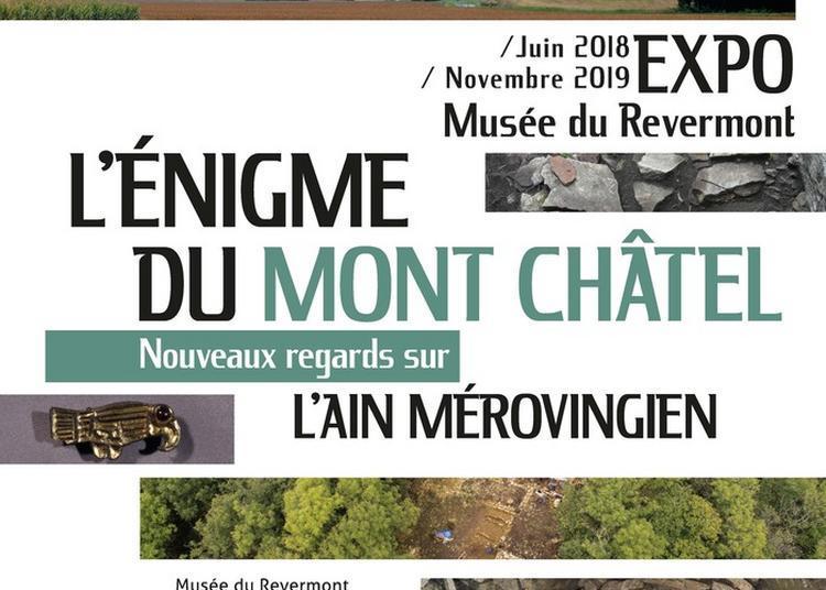 Visite Libre De L'exposition L'énigme Du Mont Châtel. Nouveaux Regards Sur L'ain Mérovingien. à Cuisiat