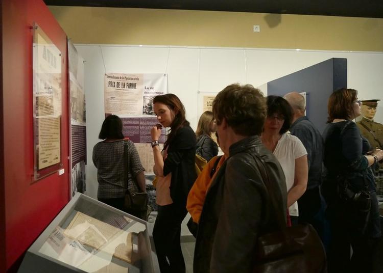 Visite Libre De L'exposition La Haute-marne Et Les Haut-marnais Dans La Grande Guerre à Chamarandes