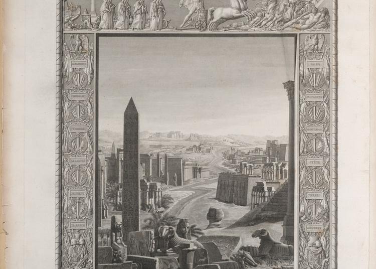 Visite Libre De L'exposition « Napoléon Et L'Égypte. De L'expédition à La Description » à Saint Germain en Laye