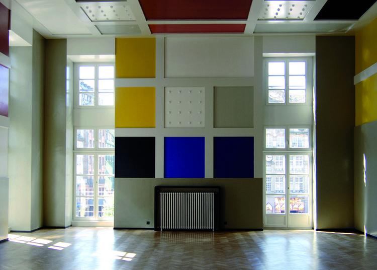 Visite Libre De L'exposition Michel Aubry - Der Grosse Spieler : Ein Bild Der Zeit à Strasbourg