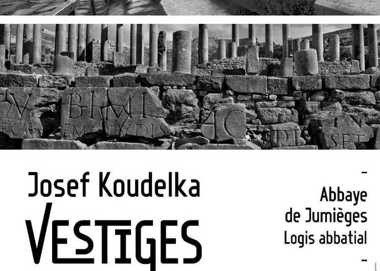 Visite Libre De L'exposition Photographique Josef Koudelka - Vestiges 1991-2015 à Jumieges