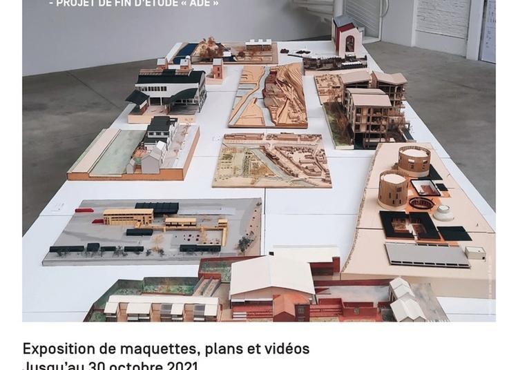 Visite Libre De L'exposition Quelques études Pour Les Friches Amiénoises à Amiens