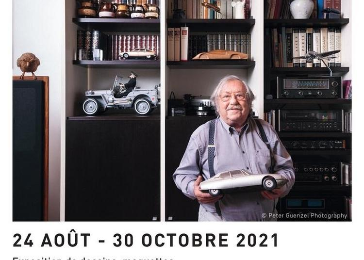 Visite Libre De L'exposition Robert Opron, évocation D'un Style à Amiens
