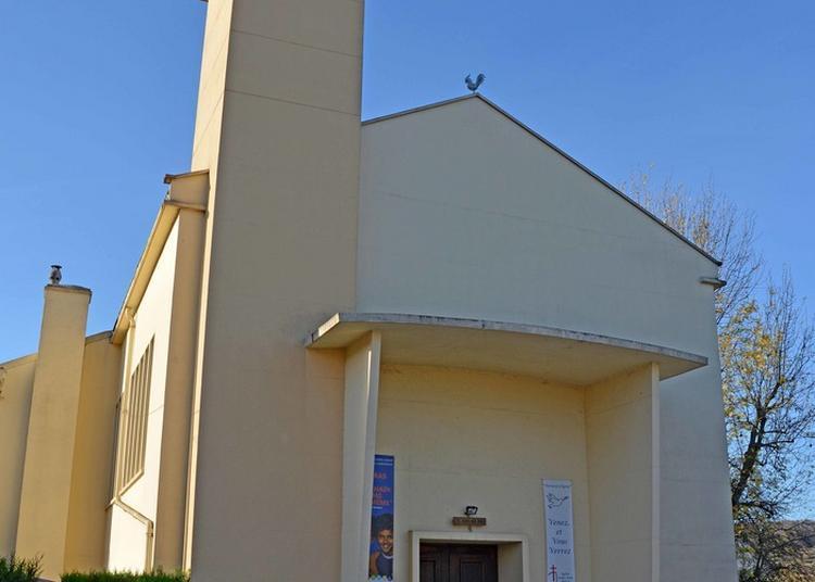 Visite Libre De L'exposition Sur L'histoire De L'église à Igny