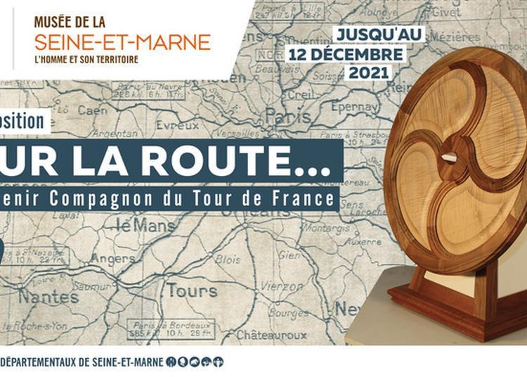 Visite Libre De L'exposition Sur La Route - Devenir Compagnon Du Tour De France à Saint Cyr sur Morin