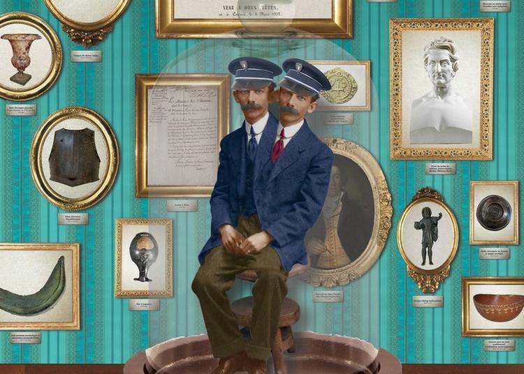 Visite Libre De L'exposition Temporaire 200 Ans ! Anniversaire De Votre Musée à Lons le Saunier