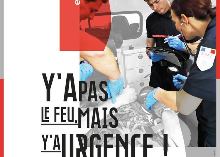 Visite Libre De L'exposition Y'a Pas Le Feu, Mais Y'a Urgence ! à Lyon