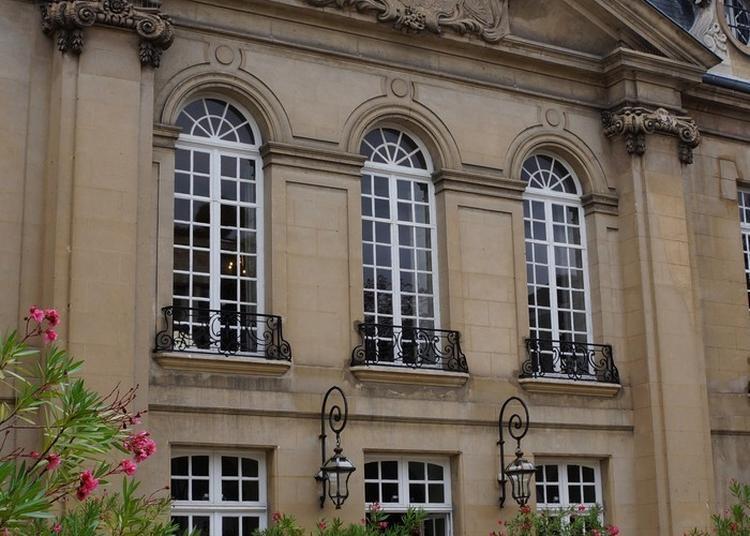 Visite Libre De L'hôtel Arturo Lopez à Neuilly sur Seine