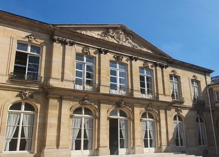 Visite Libre De L'hôtel De Brienne - Cabinet De La Ministre Des Armées à Paris 7ème