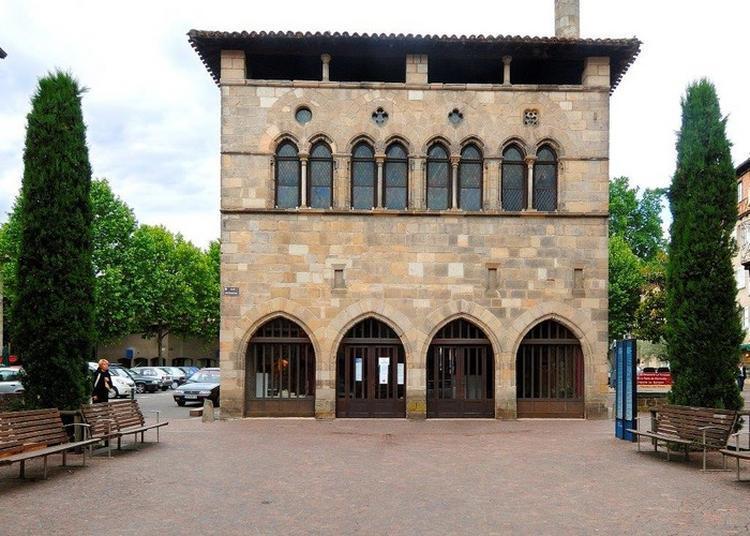 Visite Libre De L'hôtel De La Monnaie à Figeac