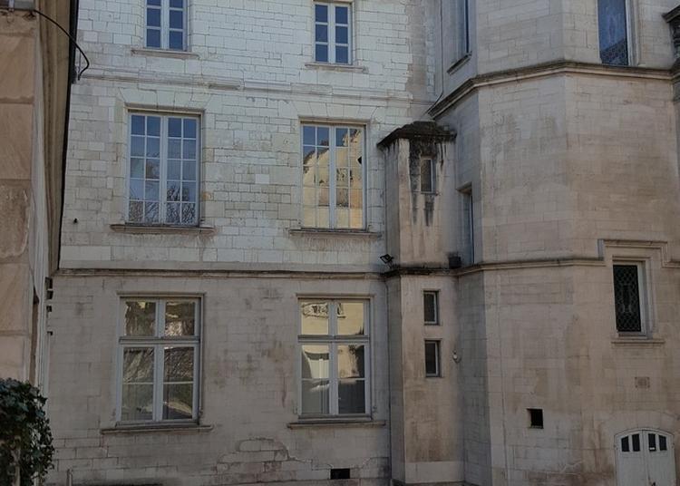 Visite Libre De L'hôtel De Marisy - Région Grand Est - Agence Territoriale De Troyes