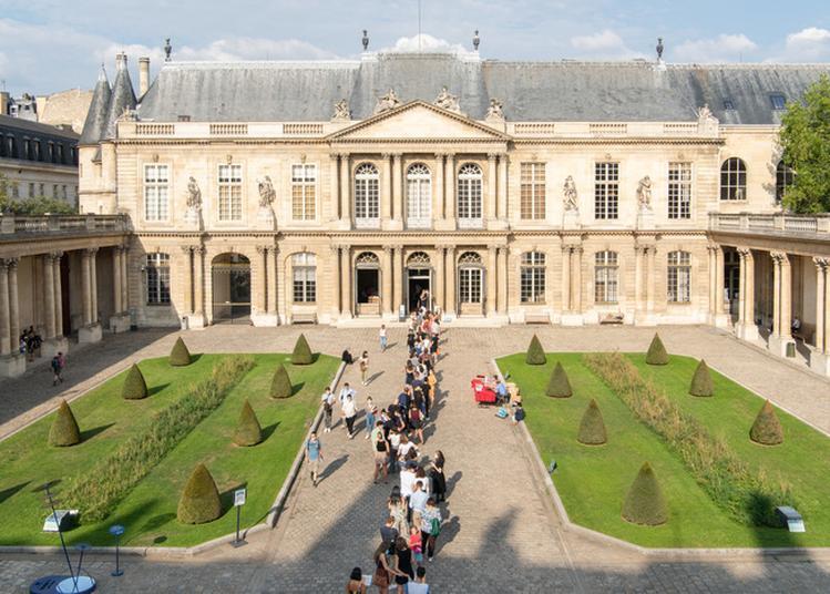 Visite Libre De L'hôtel De Soubise à Paris 4ème