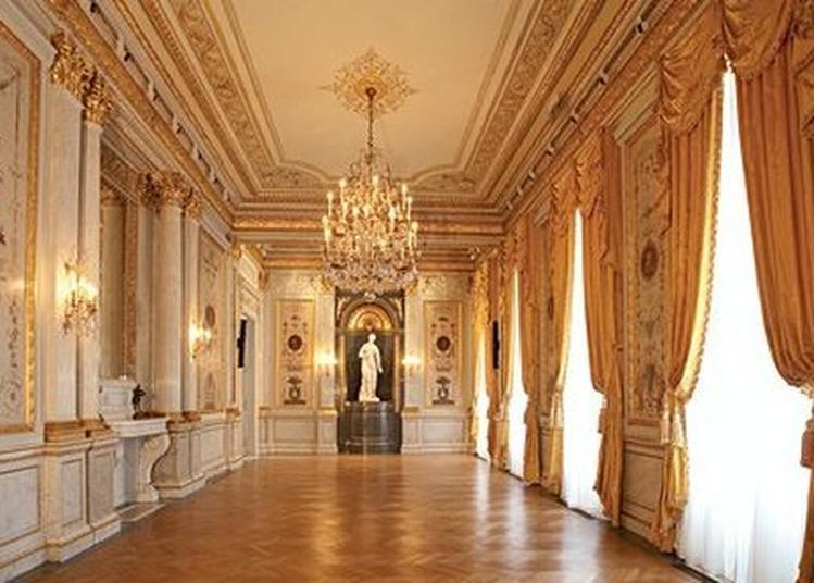 Visite Libre De L'hôtel De Talleyrand à Paris 1er