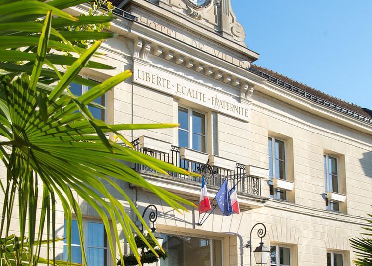 Visite Libre De L'hôtel-de-ville à Pontoise